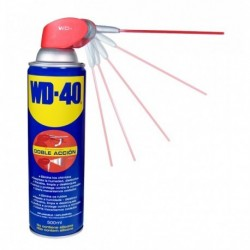 WD-40 - Lubricante en spray 500ml doble acción