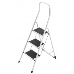 Hailo Safety - Mini escalera acero