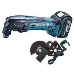 Makita BTM50RFEX1 - Multiherramienta 18V Litio