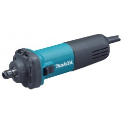 Makita GD0602 - Amoladora recta 400W 6mm sin cuello