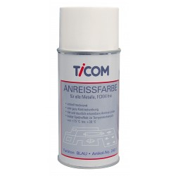 Ticom 240.1 - Spray pintura azul