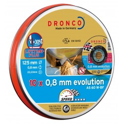 Dronco - Pack de discos de corte AS 60 W EvolutionLifetime Plus