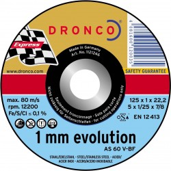 Dronco - Disco de corte AS 60 V Evolution Express