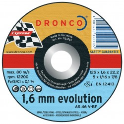 Dronco - Disco de corte AS 46 V Evolution Express