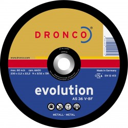 Dronco - Disco de corte AS 36 V Evolution