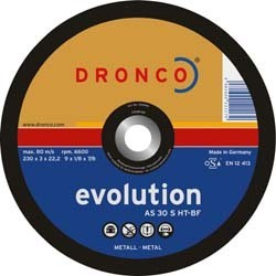 Dronco - Disco de corte AS 30 S-HT Evolution