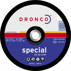 Dronco - Disco de corte AS 30 S-FH Special