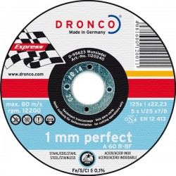Dronco - Disco de corte A 60 R Perfect Express