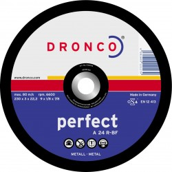 Dronco - Disco de corte A 24 R Perfect-metal