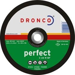 Dronco - Disco de corte C 24 R Perfect