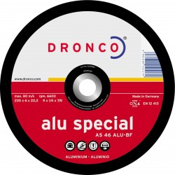 Dronco - Disco de corte AS 46 ALU Special-metal