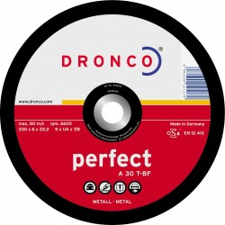 Dronco - Disco de corte A 30 T Perfect-metal