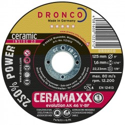 Dronco - Disco de corte AK 46 V Evolution CERAMAXX