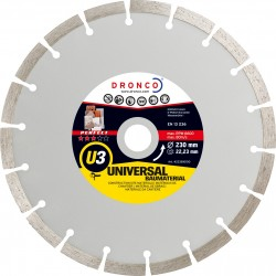 Dronco - Disco de diamante Perfect U3 - Universal obra (Antes ST)