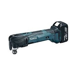 Makita -DTM51RMEX1 - Multiherramienta 18V Litio-ion 4.0Ah