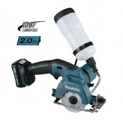 Makita CC301D - Cortador de Diamante 85mm 10,8V