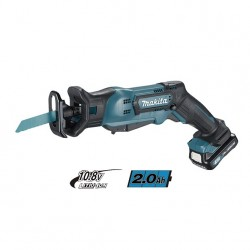 Makita JR103D - Sierra de sable 10.8V 2.0Ah