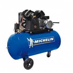 Michelín - Compresor Correas Michelin 3hp 100lts