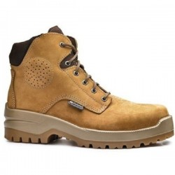 Base - B716 Bota piel camel top platinum S3