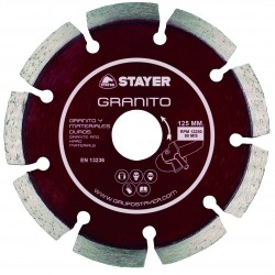 Stayer - Disco diamante para granito