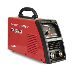 Stayer - Soldador inverter potenza 200 K